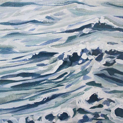 mint foam by Brynn Weiermiller