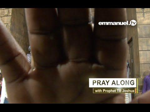Be RELEASED To FLOURISH! TB Joshua Prayer