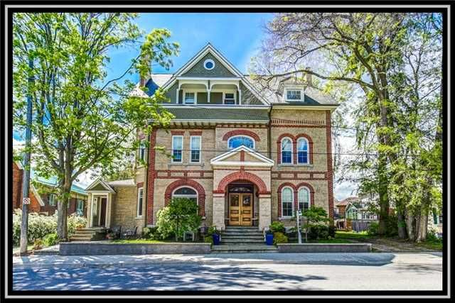 Restored & Renovated Historic Property In The Heart Of Olde Bowmanville