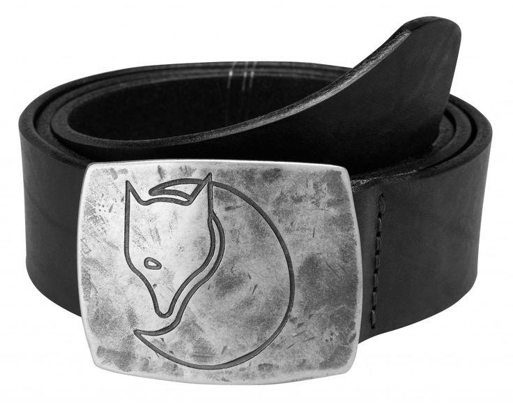 Fjellreven Murena Silver belte - Belter og bukseseler - Herre