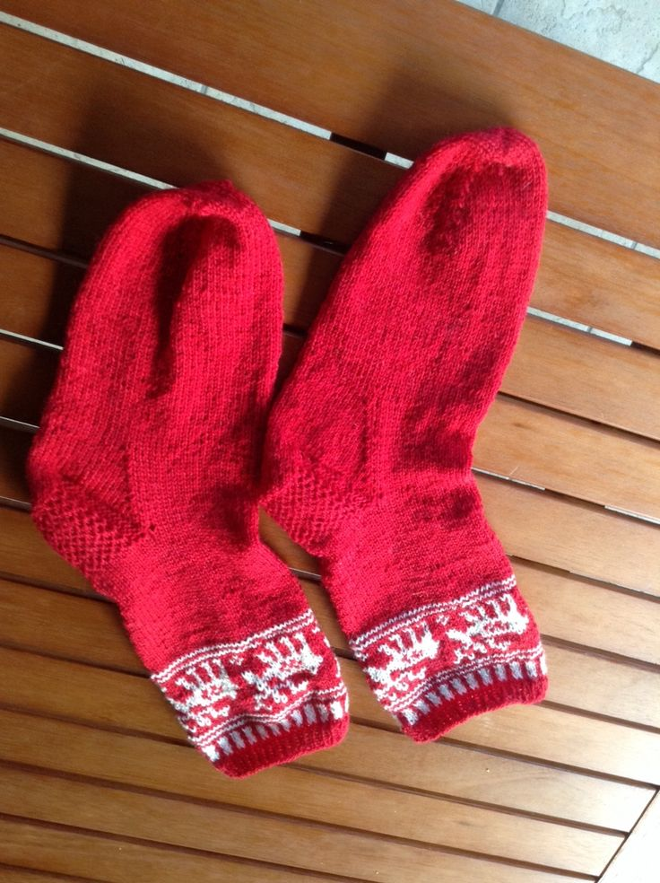Urselifelts — Supplement to last year  December 2015 socks