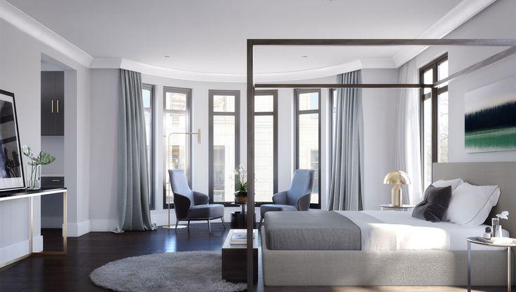 Mandarin Oriental Atlanta Debuts Three Villa-Style Residences