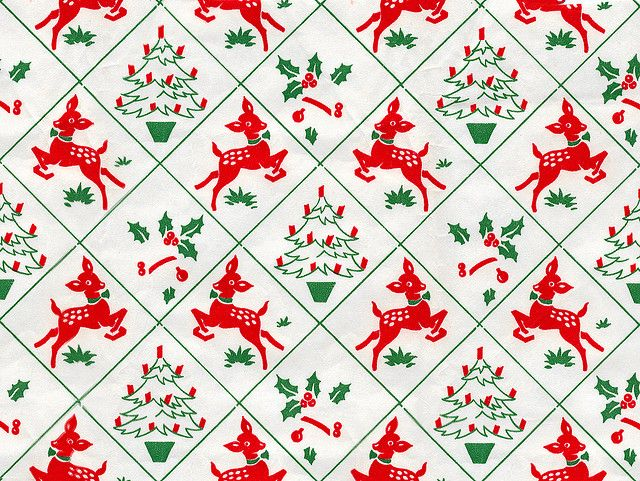 360 best christmas wrapping paper images on pinterest for Best christmas wrapping paper