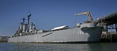 USS Salem to reopen in Quincy before move to Boston