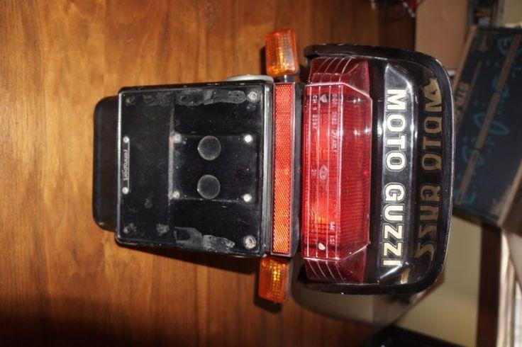 Moto Guzzi Lemans Tail light turn signals rear fairing and fender