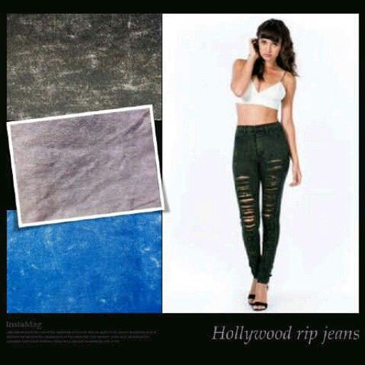 Ripped Jegging Matterial : semi jeans import Colour : grey, black, blue IDR 150000