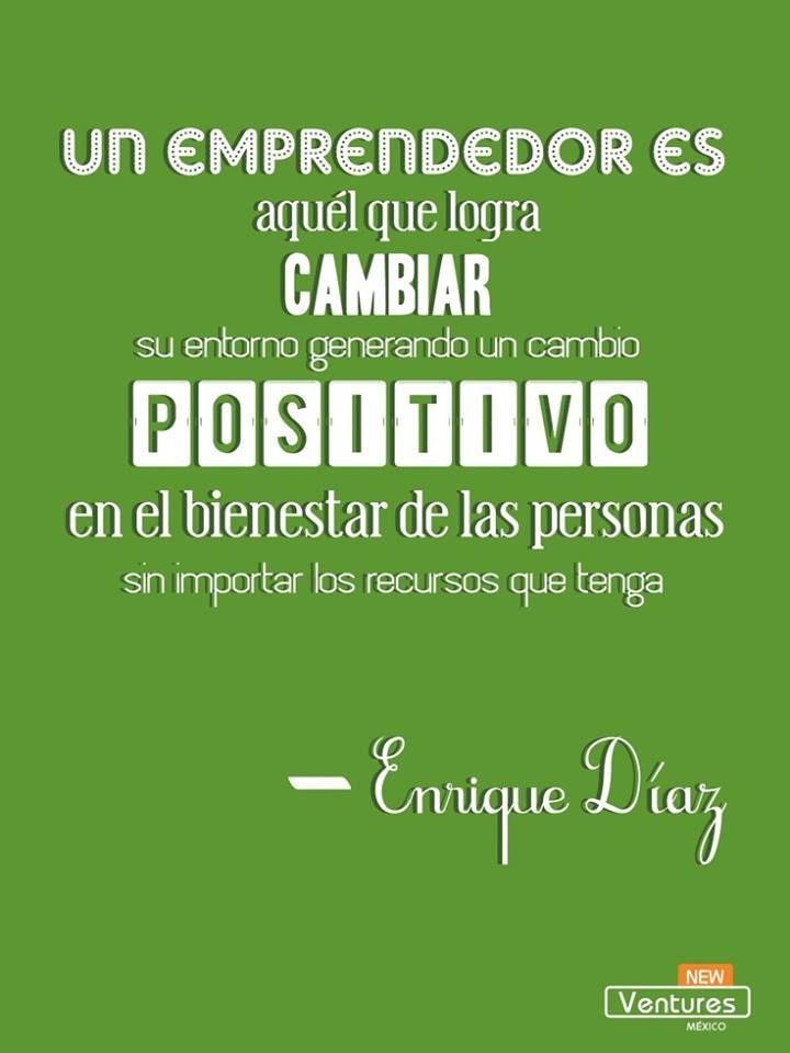 Emprender = Positivo