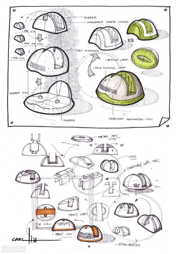 carl liu 专集!!!我整理到一块方便欣赏 - 产品设计&工业造型 - 创意社区 | Arting365.Com