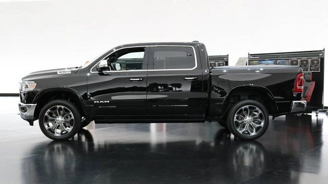2020 Ram 3500 Heavy Duty Limited Exterior Interior Walkaround Debut At Detroit Auto Show 2019