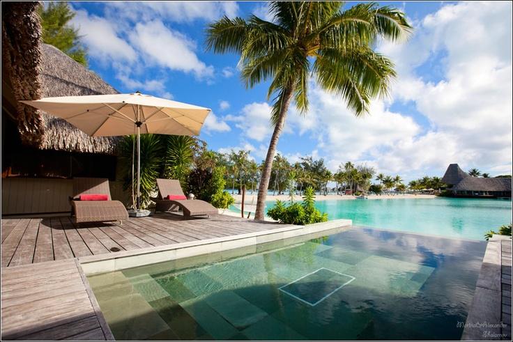 escapio: Французская Полинезия, июль 2012. Le Méridien Bora Bora, Part 1