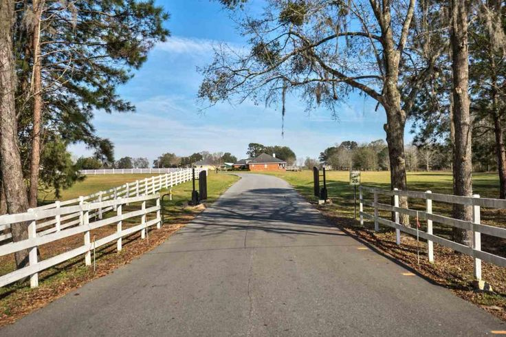 Attractive, Gently sloping lot with beautiful hardwoods in an established Equestrian community and one street from Ten Oaks Polo Club!  Recently bush-hogged and easy to walk. Small creek in rear of lot. Privacy is just minutes from Tallahassee or Monticello where the county lines meet! Convenient to I-10 for quick ride in to Tallahassee or take a scenic drive down Hwy 90. Desirable area of larger homes, minimum sq. footage 2000 sqft. Horses allowed. See attached covenants and restrictions…
