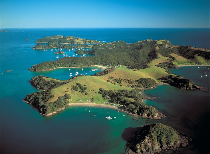 Bay of Islands, Northland, New Zealand