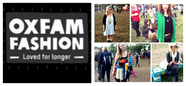 Check out the second part of our #Glastonbury style spotting post! #vintage #fashion #festivals