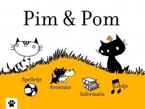 Pim en Pom op Safari    Wat leert mijn kind van deze educatieve app:    Kennis maken met geschreven taal.  Leren lezen.  Begrijpend lezen.  Nieuwe woorden leren.  Kennis maken met nieuwe situaties.  Stimuleert de fantasie.  Stimuleert de luisterhouding.