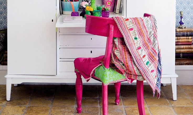 Interiors: Create A Happy Home, Guaranteed To Bring A Smile To Your Face  Like