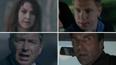 10 Emmerdale spoilers for next week – s car crash aftermath #emm #music http://pakistan.nef2.com/10-emmerdale-spoilers-for-next-week-s-car-crash-aftermath-emm-music/  # 10 Emmerdale spoilers for next week s car crash aftermath Carnage has rocked Emmerdale and life has changed forever – not least of all for Emma Barton who has caused it all, including the death of her fiance James. Previously, we couldn't reveal certain aspects of next week's plot points – for obvious reasons – but now that…