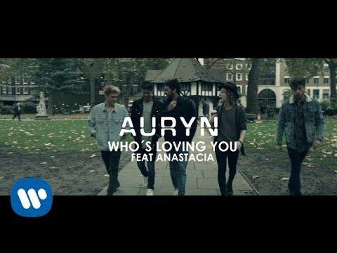 NOTÍCIAS: De acordo com David Lafuente dos Auryn, a banda passará os próximos dias com a Anastacia em Londres, Reino Unido, para gravarem o novo vídeoclipe oficial da música, 'Who's Loving You'.
