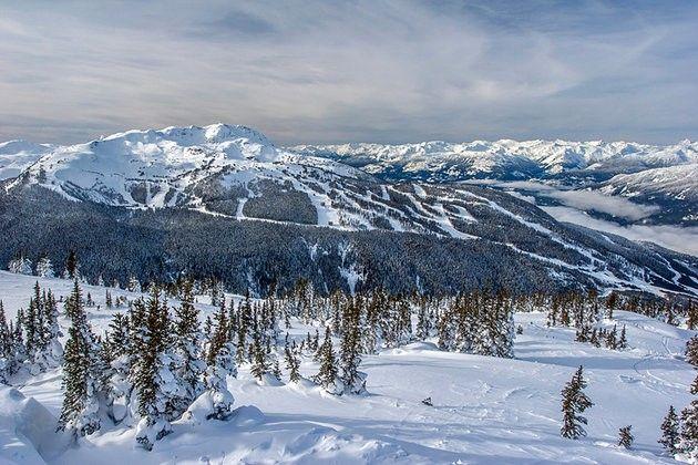 Ski Resort, Whistler