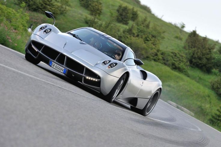 Pagani Huayra now £1million