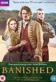 Banished ,serie