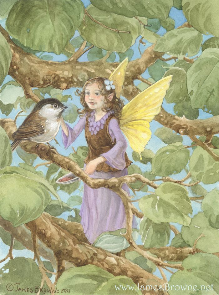 Welcome to James Browne.net! Fairies, Elves, & More