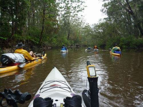 Tips for camping out of kayaks