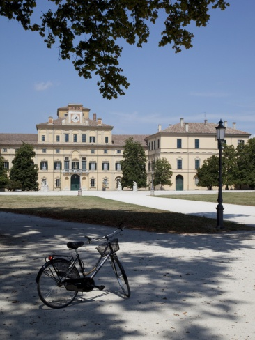 Parco Ducale and Ducal Palace, Parma, Emilia Romagna, Italy