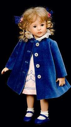 Little Princess Frocks - Heidi Plusczok Dolls