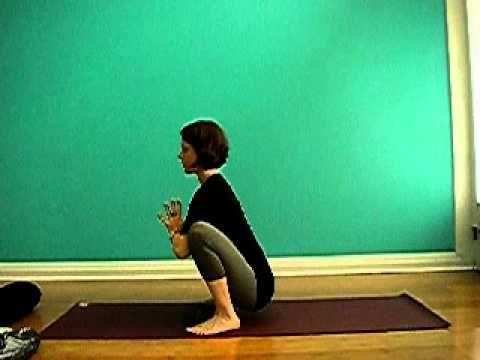 Yoga for Happy Hips: Prenatal yoga series - YouTube