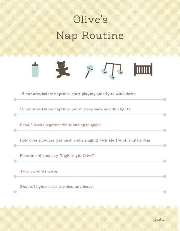 Worksheet Babysitting Worksheets 1000 ideas about babysitter printable on pinterest awesome nap routine for babysleeptips