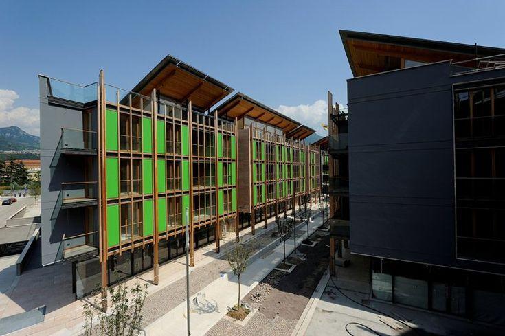 Le Albere, Trento, 2013 - RPBW - Renzo Piano Building Workshop