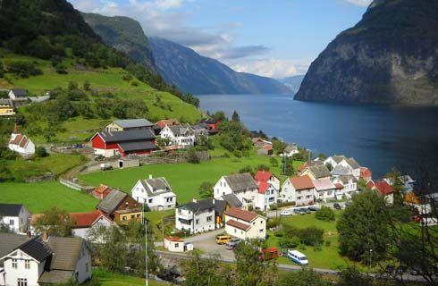 Undredal, Norvegia