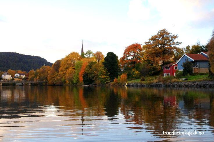 #Autumn #Trondheim