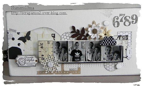 home d co gauxanne home d co pinterest scrap cadres et tableau. Black Bedroom Furniture Sets. Home Design Ideas