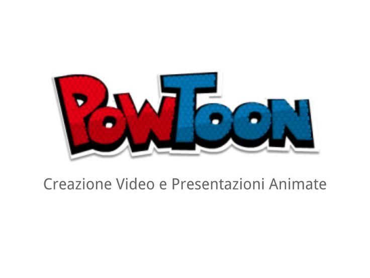 Come creare video e presentazioni animate con l'applicazione web gratuita Powtoon _______________________________ http://www.powtoon.com/
