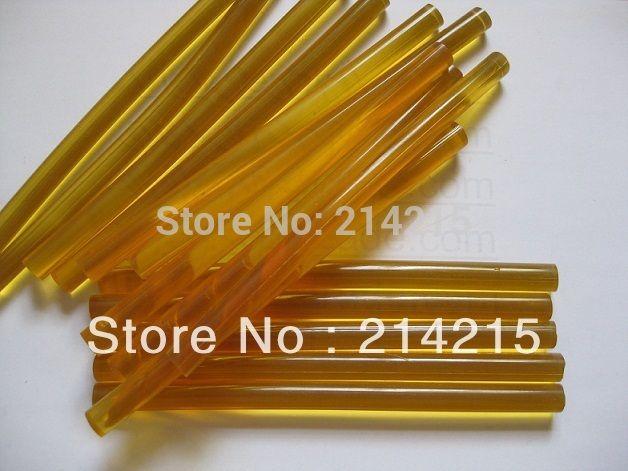 12 pz Piccolo Colla Stick Cheratina per la fusione di strumenti di estensione dei capelli umani, utilizzato con pistola di colla o fusione colla hot pot
