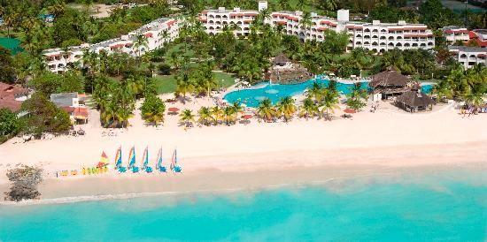 Jolly Beach Resort Antigua 2013 :)