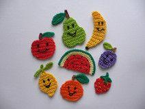 lustige Früchte (Preis je nach Frucht)