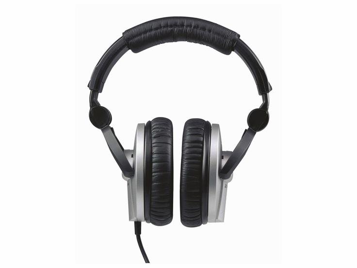 The HD 280 silver is a closed-back, circumaural #headphone designed for professional monitoring applications.