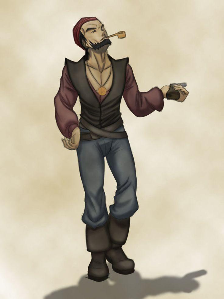 El personaje principal en esta obra es Antoñito el Camborio, un hombre gitano. Él está arrestado por unas guardias civiles.
