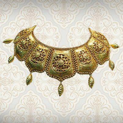TBZ Gold Necklace