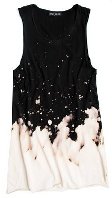 bleach dress