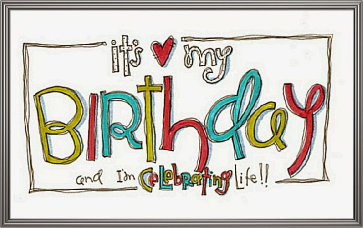 It's my birthday (and I'll blog if I want to) ~ Cosette's Beauty Pantry