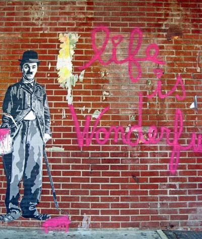 Mr. Brainwash, MePa, NYC, 2010: Art Files, Art Appreciation, Street, Meld Loves, World