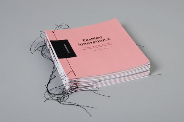 Fashion Innovation 2 by Linus Bronge, via Behance
