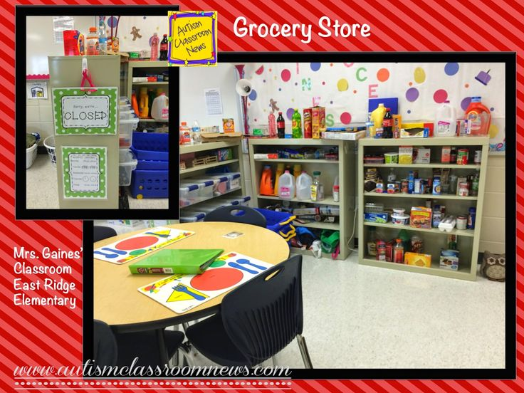 Functional Elementary Classroom Elements by Autism Classroom News at http://www.autismclassroomnews.com