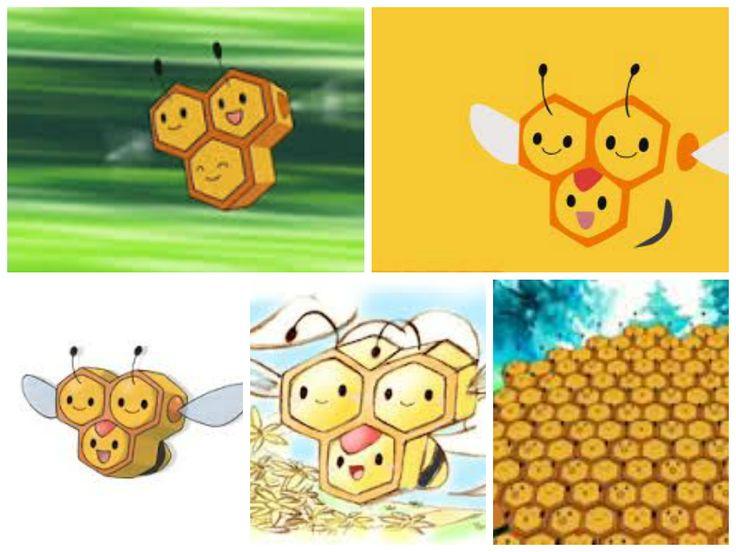 Combee(Tiny Bee Pokémon)