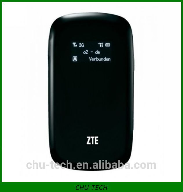 ZTE MF60 Unlocked 3G 4G HSPA+ GSM USB Router 21.6 Mbs WIFI Mobile Hotspot New