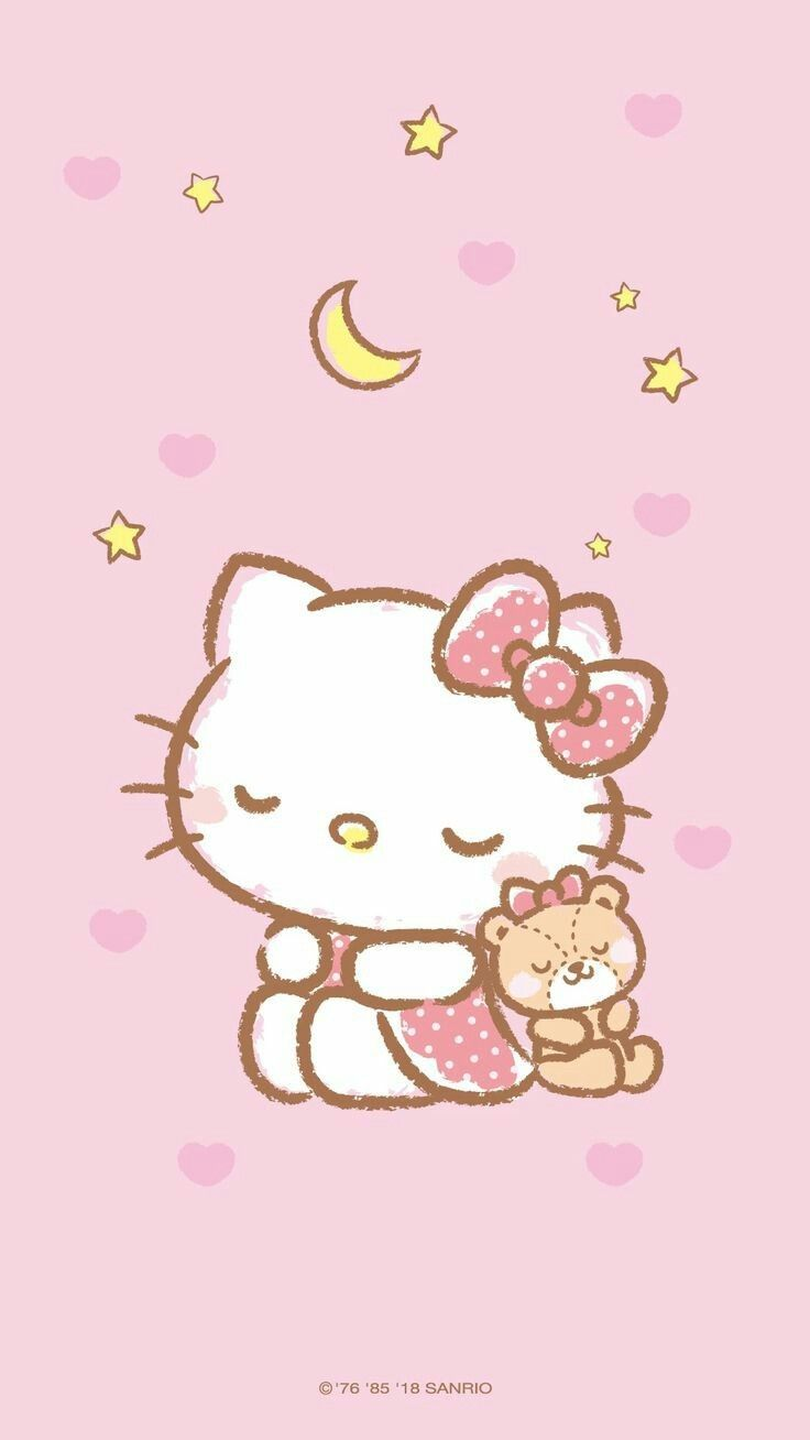 Curl February 06 2019 At 11 00pm Curl Hello Kitty
