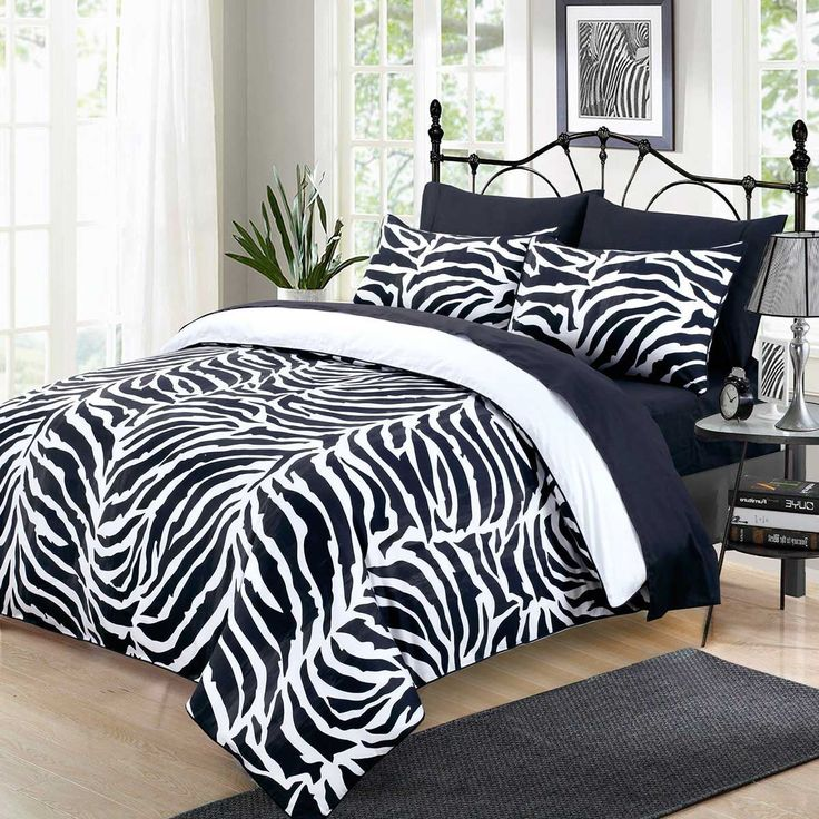 15% OFF at IMPERIAL ZEBRA BED SHEET
